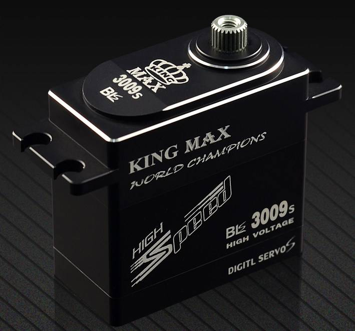 Kingmax high speed servos
