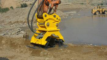 hydraulic compactor,vibrating compactor for excavator for 4-30ton excavator