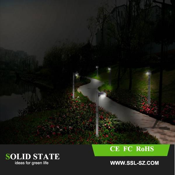 Outdoor Solar Garden Wall Light 46LED PIR Solar Motion Sensor Light