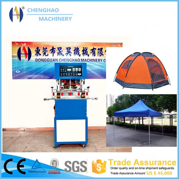 PVC Tarpaulin welding machine&High Frequency PVC Tents welding machine