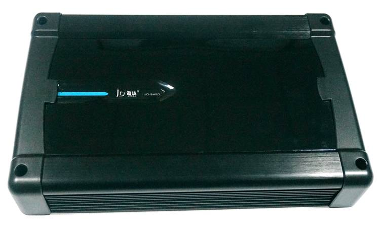 Factory price 4.1 class AB car amplifier
