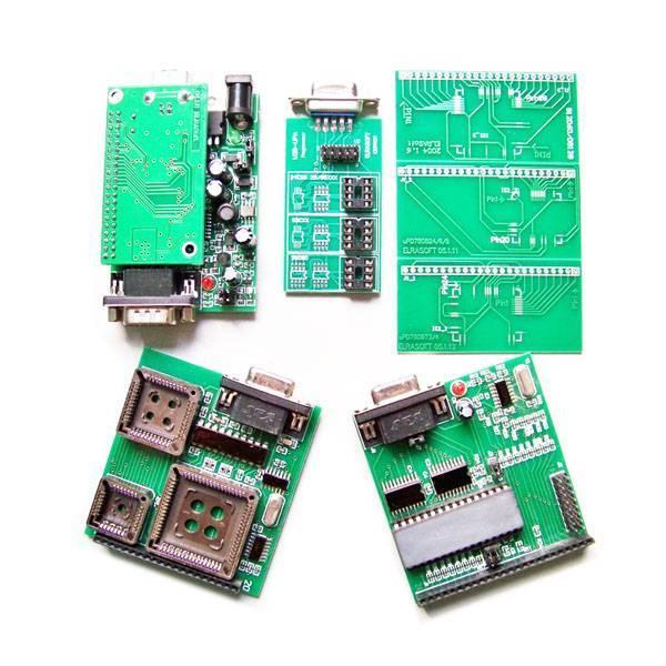 Reset Programmer Chip Programmer UUSP (UPA-USB Serial Programmer) Full Package V1.2