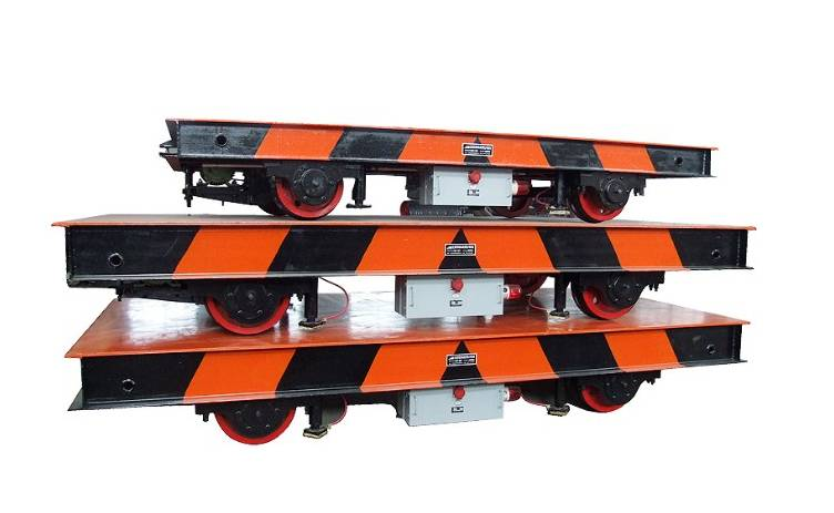 Electric flat car become the enterprise internal and factory and factory of choice