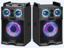 12 speaker box