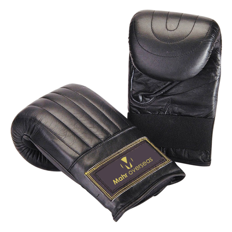 Bag & karate gloves