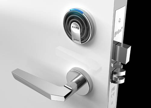 High quality mifare card hotel lock