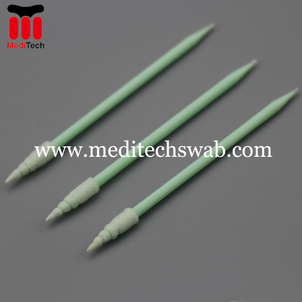foam tip cleaning swabs
