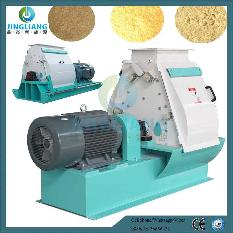Hotsale Hammer Mill Crusher/Wood Hammer Crusher