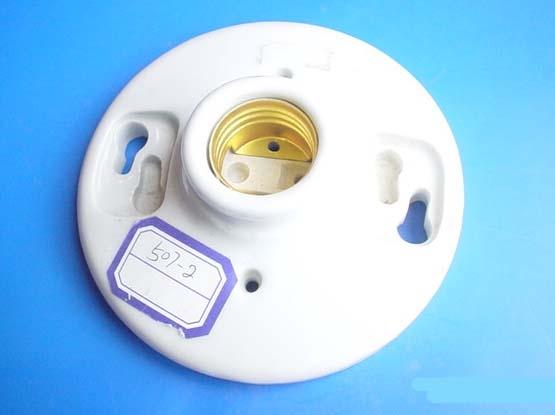 Porcelain Lampholder-W507-3