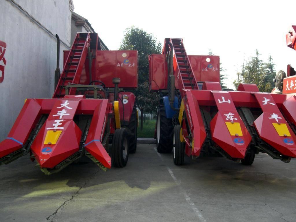 4YW-2 Corn Combine Harvesters