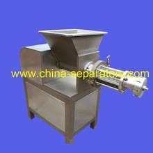 Stainless steel fish meat separator