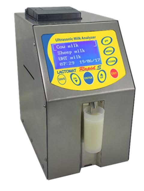 Lactomat Rapid S milk analyzer
