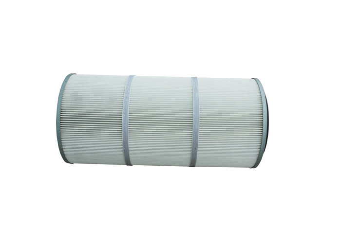 Air filter replacement cartridge filter