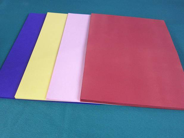 Colored Paper70gsm