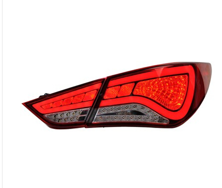 Hyundai sonata8 update model tail lamp