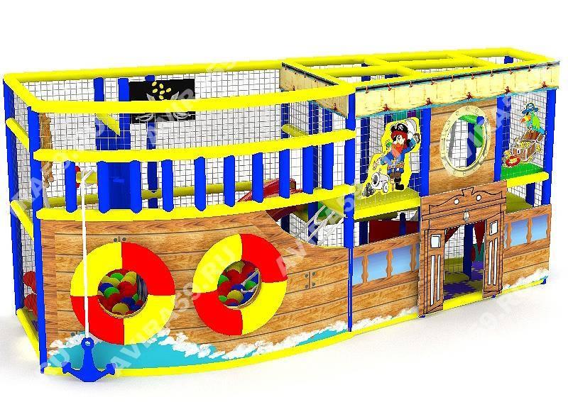 Indoor playground Schooner