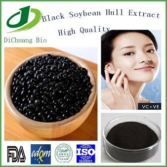 Black Soybean Hull Extract /Black bean peel extract