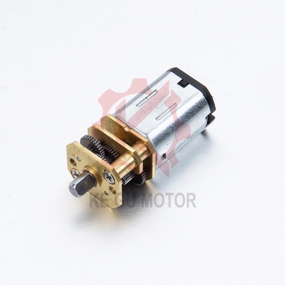 12mm dc metal gear motor from Kegu motor