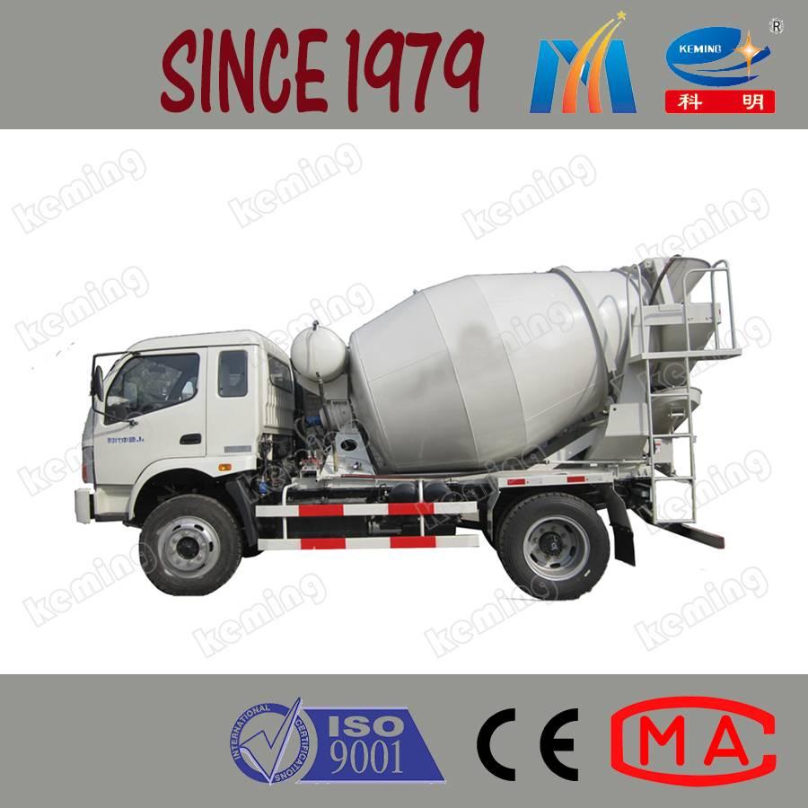 Concrete Mixer Truck