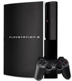 Sony PS3 PlayStation 3 60GB Game Console System