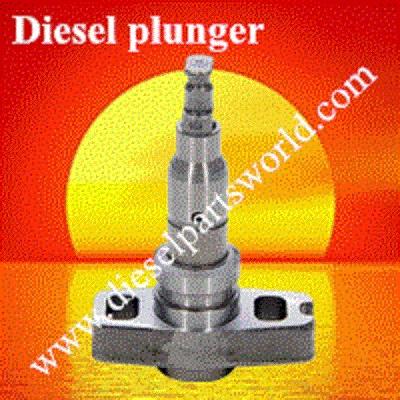 Diesel Plunger and Barrel 2 418 455 135