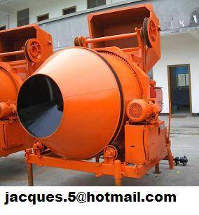 350L Electric Power Reverse Concrete Mixer(JZC350)