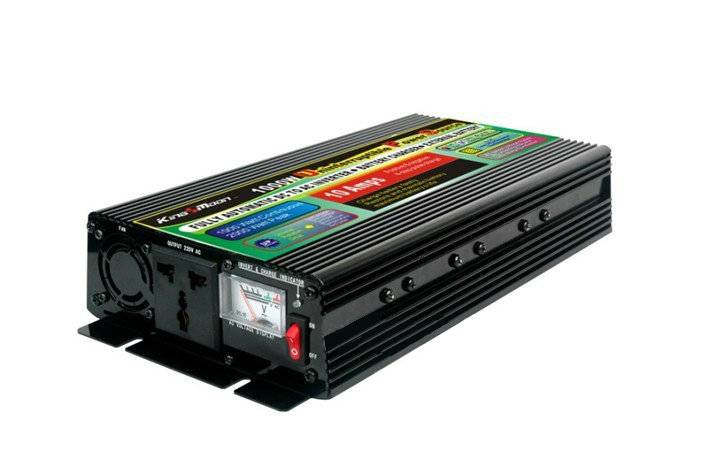 600w - 1000w Modified Sine Wave Power Inverter with Charger