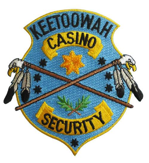 Security Department Patch