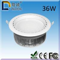 LED downlight 36W SMD light source PMMA cover made in China