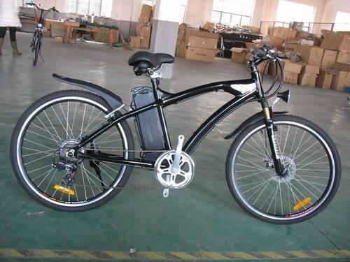 Mountain electric bike E-TDF07D