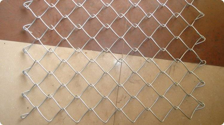PVC/Vinyl Coated Chain Link/Diamond Mesh