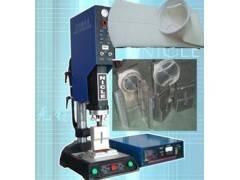 ultrasonic welder for plastic collar welding