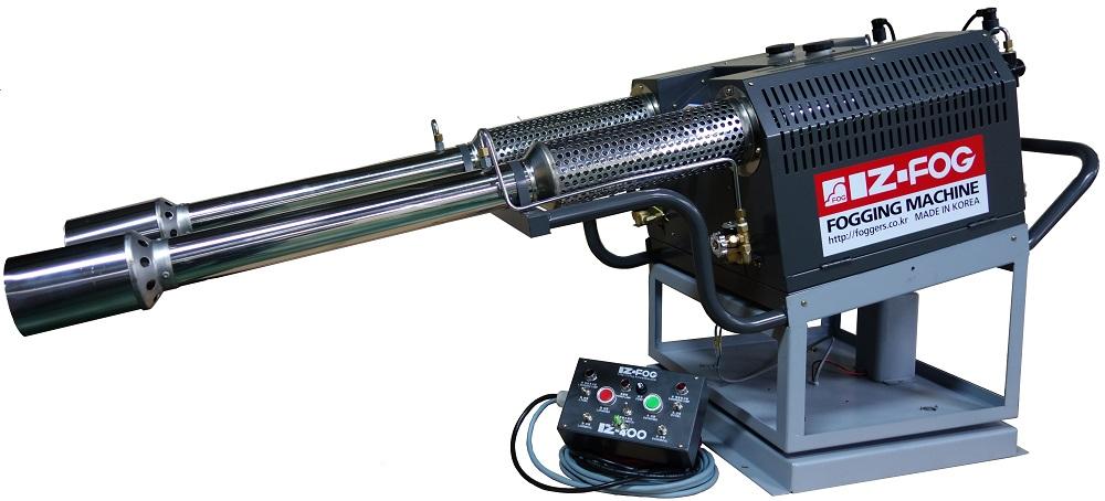 Fogging Machine on the Car IZ-400