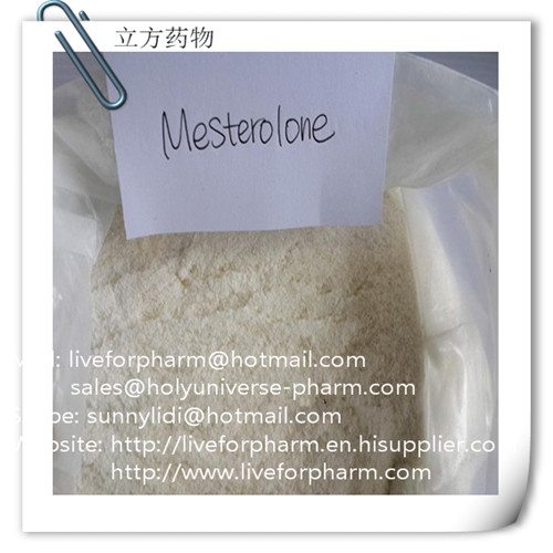 Mesterolone Proviron active anabolic-androgenic steroid Cas 1424-00-6