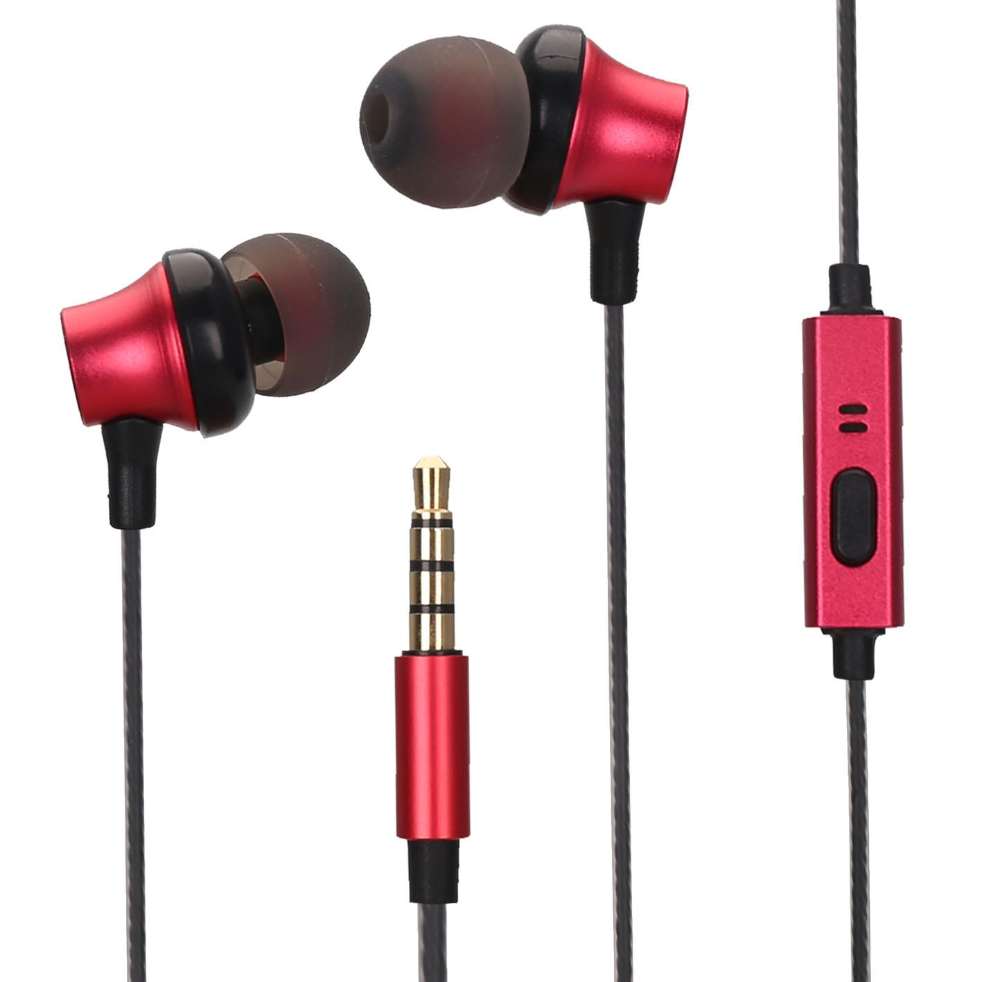 Stereo Best In Ear Wired Headphones For Iphone