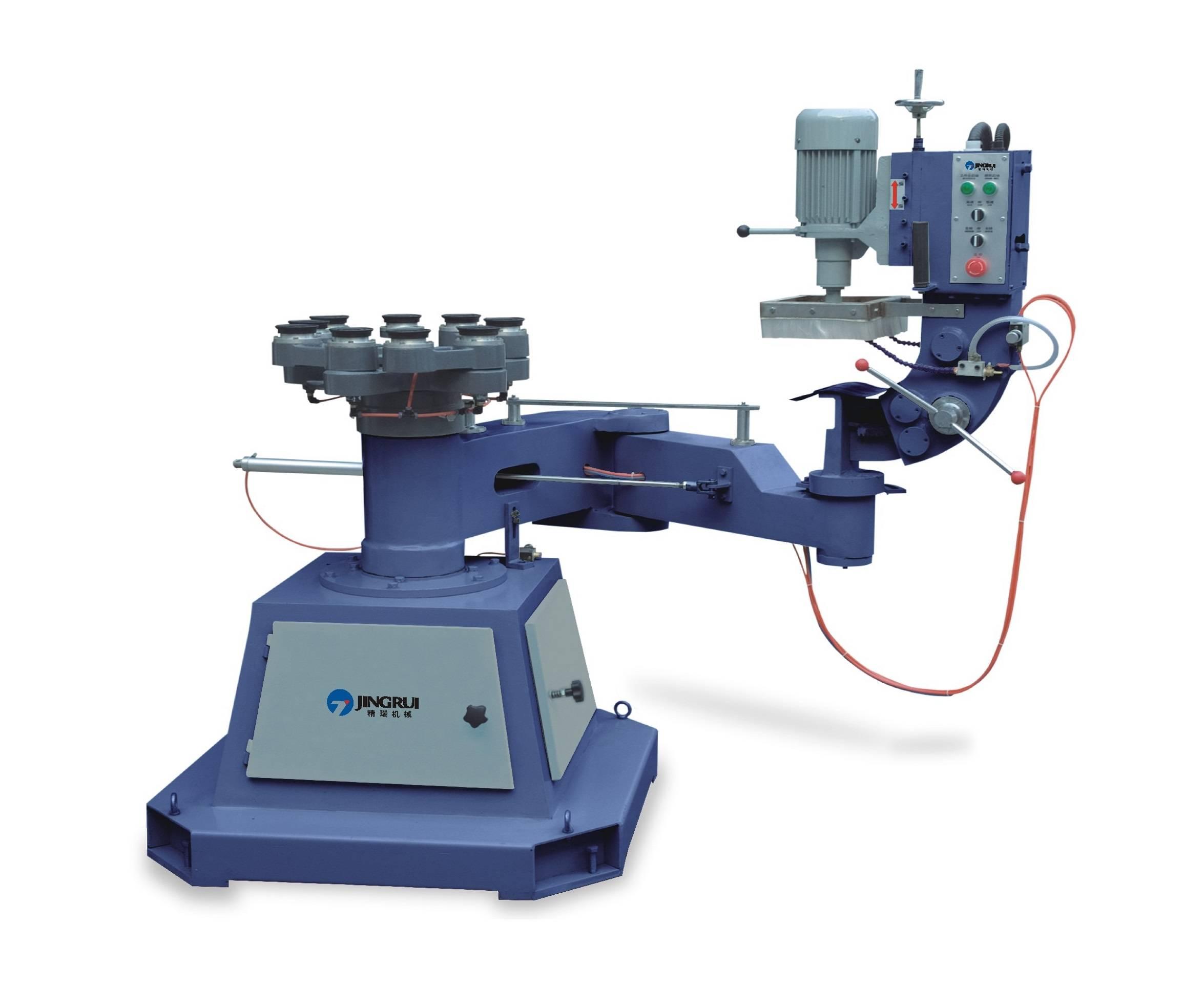 SYM1321A Contour Milling Machine