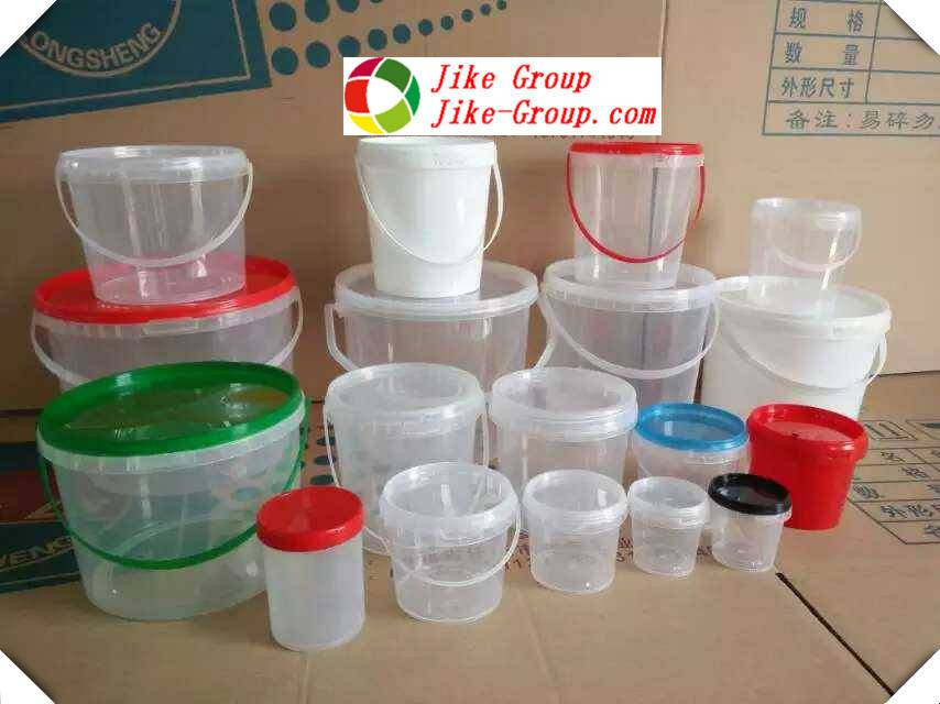 1 liter cookies plastic container plastic cookies container