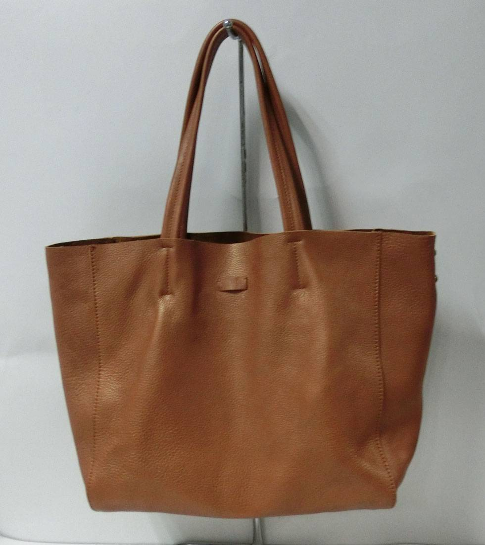 fashion womwn real leather handbag