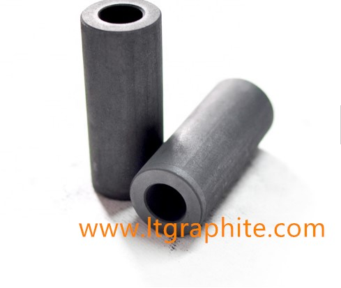 High Density Graphite Tube Used in The Metal Manufacturing Industry