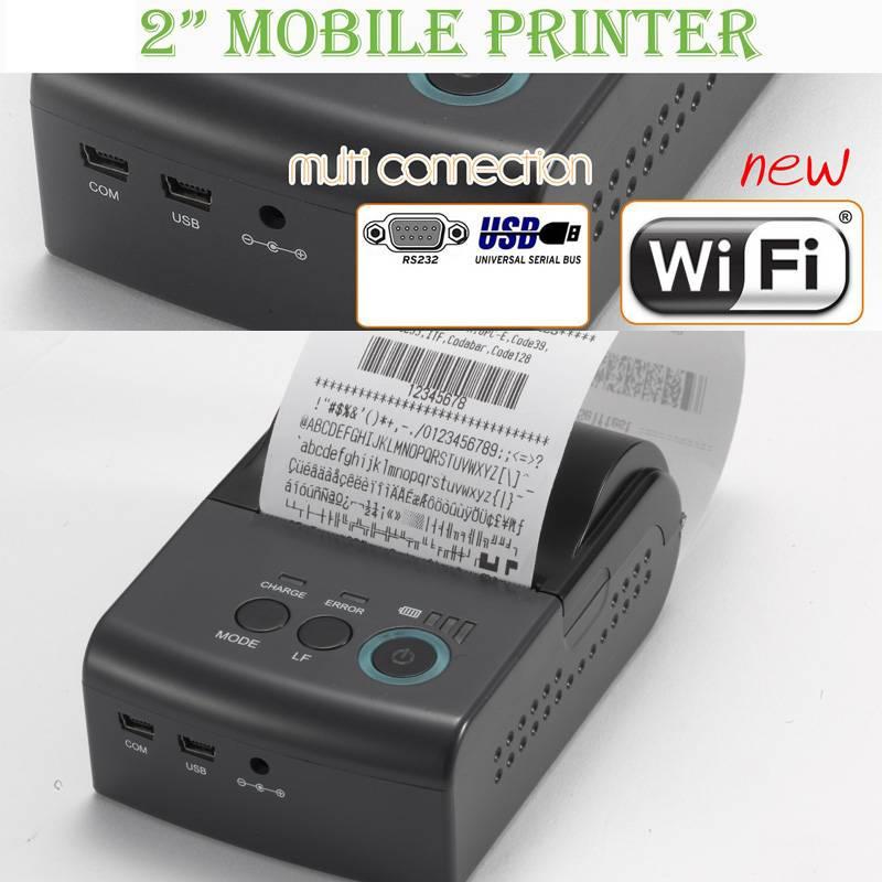 58mm wireless thermal printer