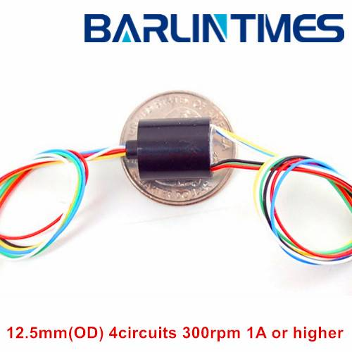 12mm Diameter Capsule Slip Ring
