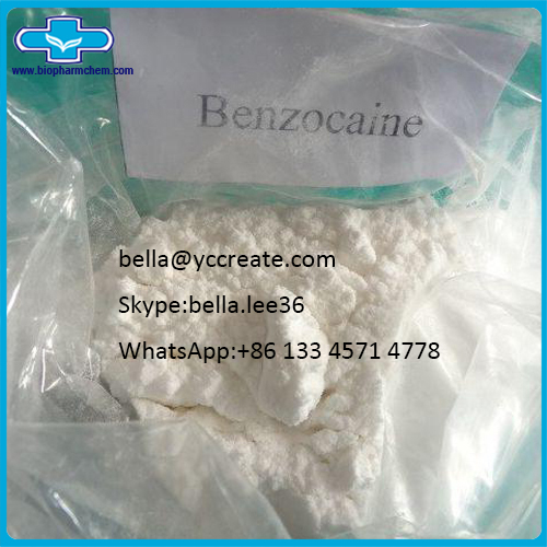 Topical Anesthetic Pain Killer Drugs Benzocaine