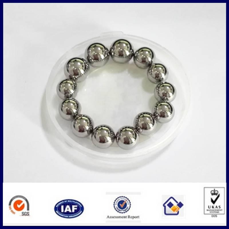 AISIE52100 1/8'' MM Chrome G25 Steel Ball/ Chrome Accessory/ Large Chrome Ball