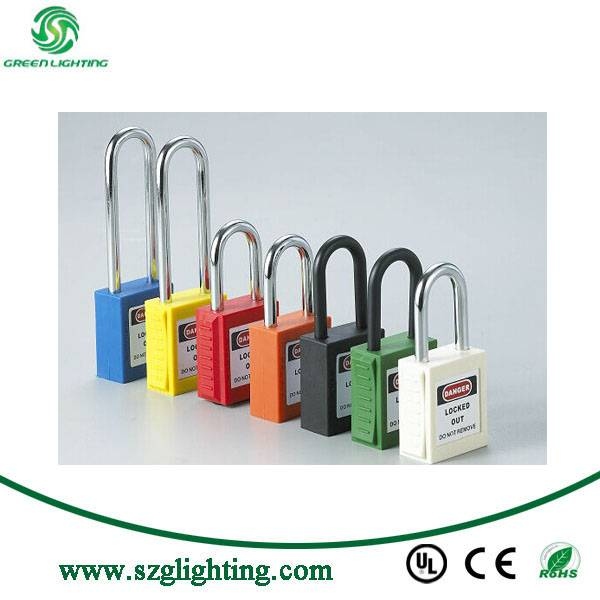 Industrial Security Product Lockout Safety Padlock Keyed Differ