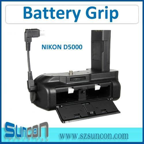 For NIKON D5000 Battery Grip