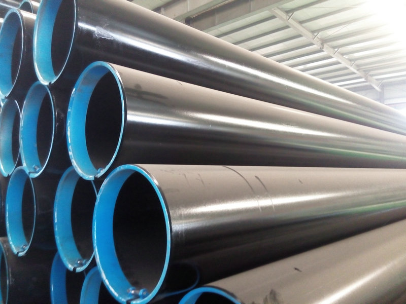 STK400 ERW steel pipe 406.4mmx6.4mm JISG3444