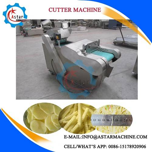 Multifunction Directional Vegetable Cutting Machine
