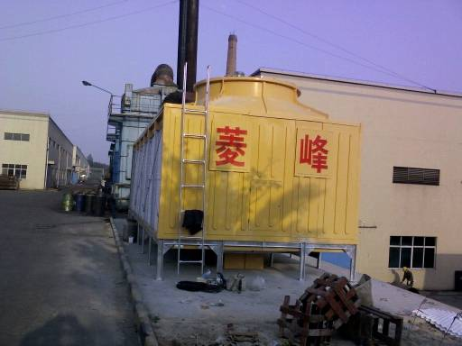 Exporting:FRP square crossflow low noise type cooling towers-wholesale at low price by manufacturer