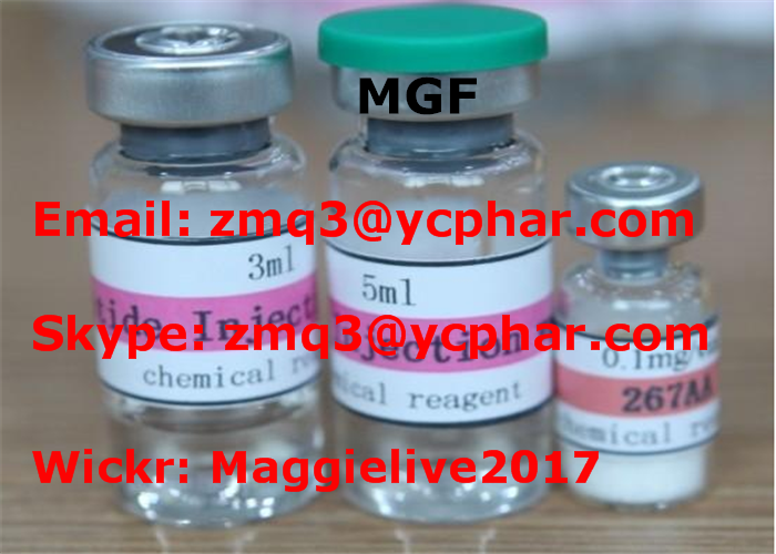 Growth Hormone Peptides MGF UKAS Standard As Body Supplements