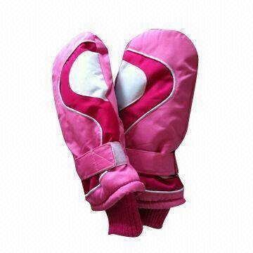 Shildren's ski gloves